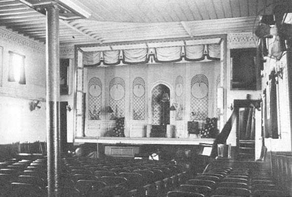 The Stage early 1920's